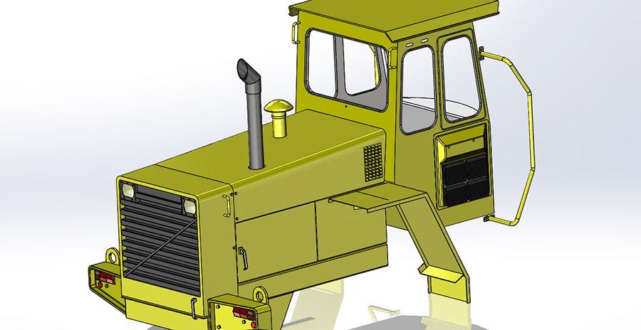 BM 4300 - Under utveckling
