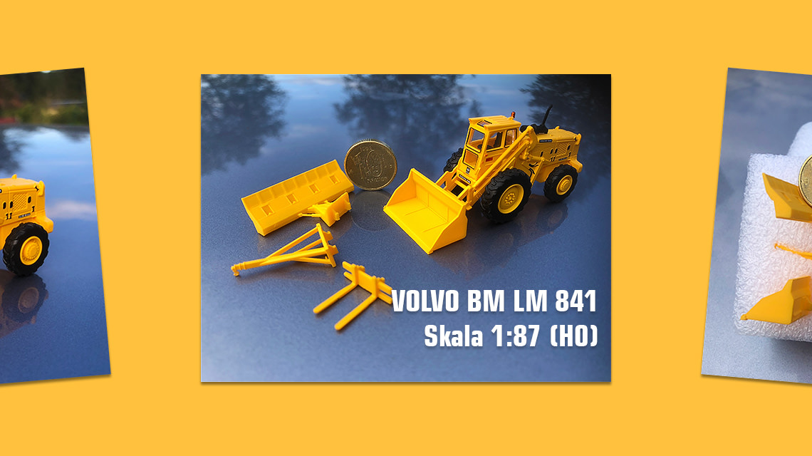 Volvo BM LM841 1:87 Intro